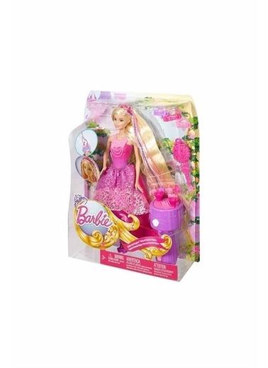 Barbie  En Uzun Saçlı Prenses Dkb62 Renkli